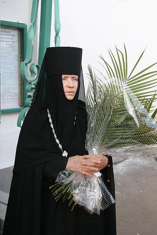 Схиигуменья Георгия (Федотова)